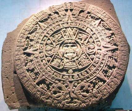 El Calendario Azteca o Piedra del Sol. Una obra inigualable