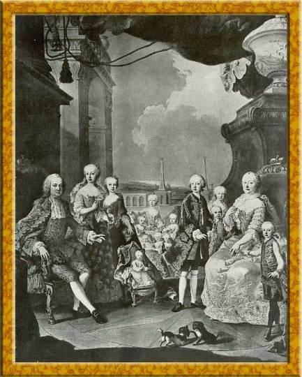 Los Habsburgo de forma inteligente supieron hacerse del trono austriaco