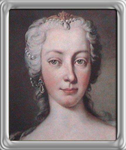 Maria Teresa tuvo dificultades para gobernar al no ser reconocida por Carlos Alberto de Baviera