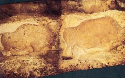 Tras el arte neolítico siguió el megalítico, poco antes de la era del bronce