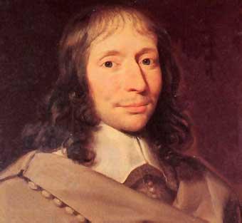 No lo decía sólo porque sí, Blaise Pascal, de origen francés fue científico, filósofo, matemático