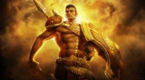 Heroes y semidioses griegos