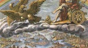 El dios Júpiter