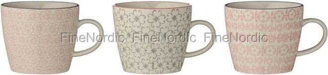 Bloomingville mugs