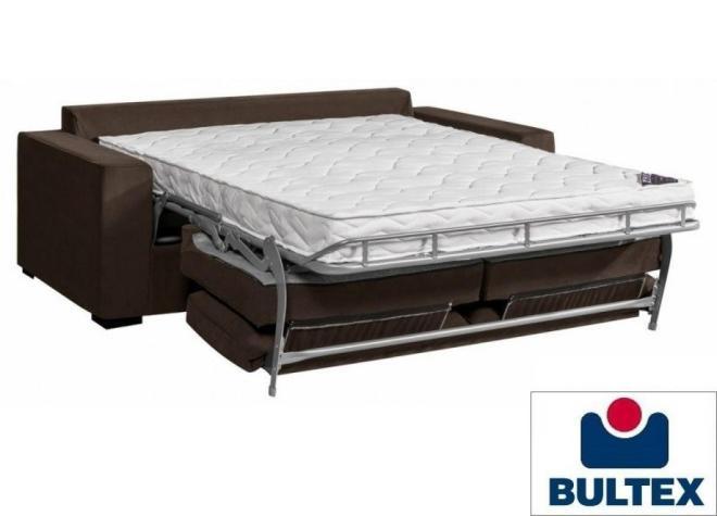 Canapé convertible avec vrai lit