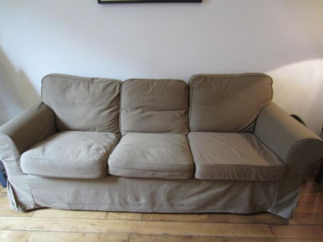 Canapé ektorp occasion