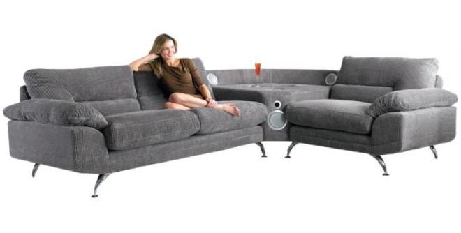 Canapé très confortable