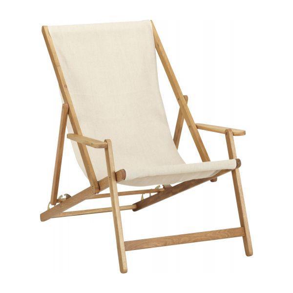 Chaise longue habitat
