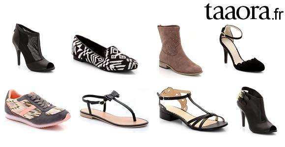 Chaussures redoute