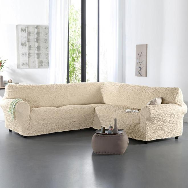Housse de canapé angle pas cher