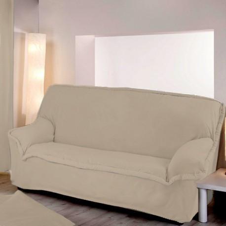 Housse de canapé en lin