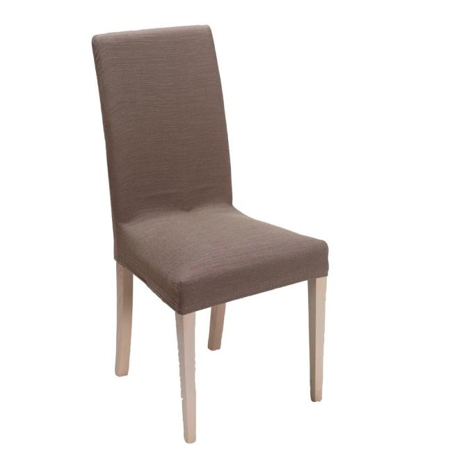 Housse de chaise extensible