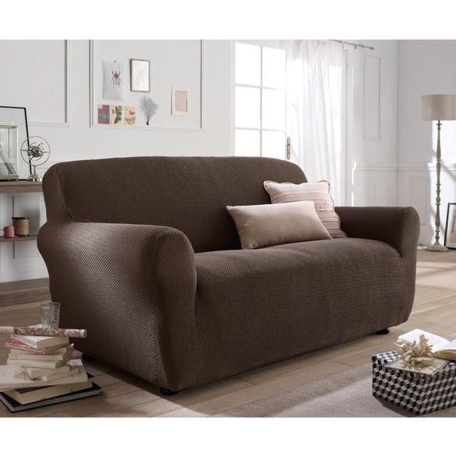 Housse extensible pour canapé 2 places