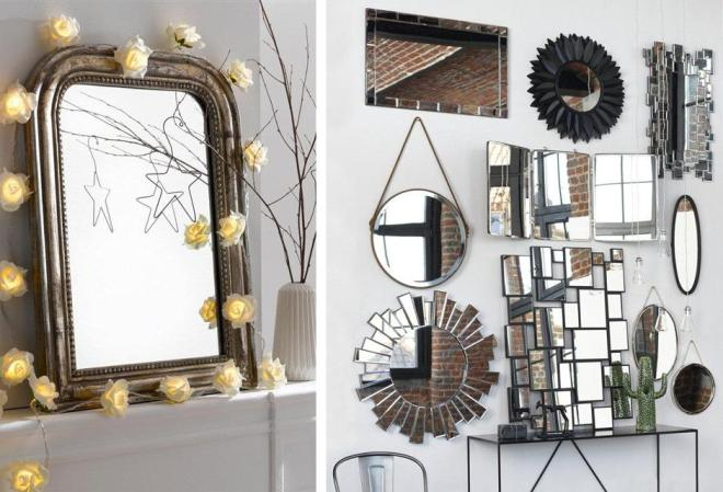 La redoute miroirs