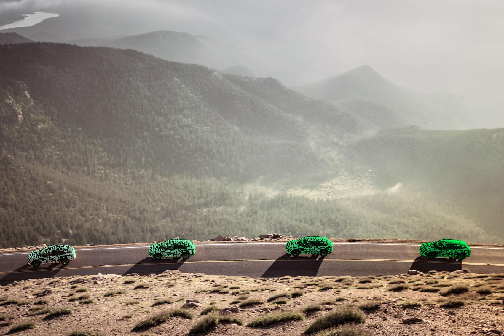 En fait, une voiture électrique n'est aussi verte que l'électricité qui l'on injecte dans sa batterie. (AUDI/traitement Brand Studio)