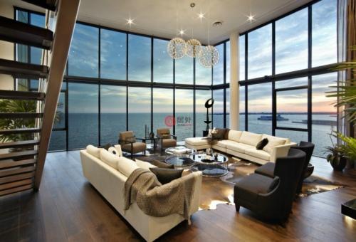 kitchen island seats 6 tiffany blue accessories 超级豪宅排行中国占7席亚洲十大豪宅正式揭晓 居外网