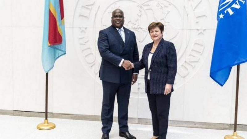 Le FMI alloue 363 millions de dollars américains a la RDC en appui pour la riposte au Covid-19 1
