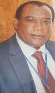 Felly Misolina accusé d'avoir favorisé la fuite de Daniel Massaro vers Brazzaville. 1