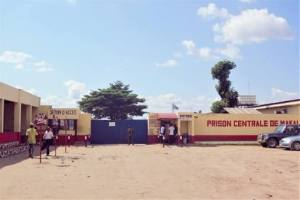 Visite à la prison centrale de Makala 1