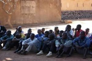 Visite à la prison centrale de Makala 2