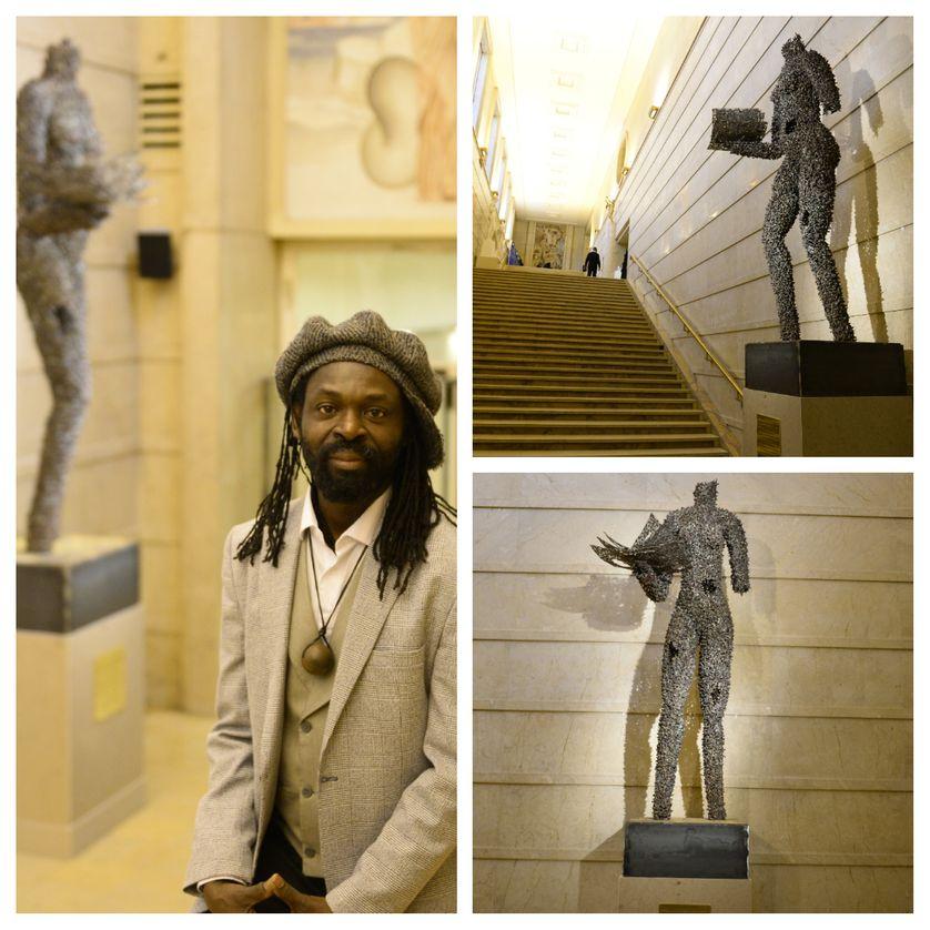 Freddy Tsimba : « Je prépare une grande exposition à Tervuren en 2021 » 2