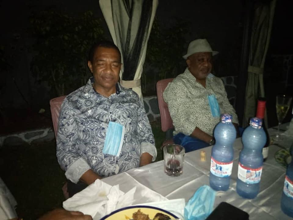 Papa Wemba fêté par ses proches 6