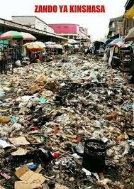 Grand marché de Kinshasa ou Zando ya monene 4