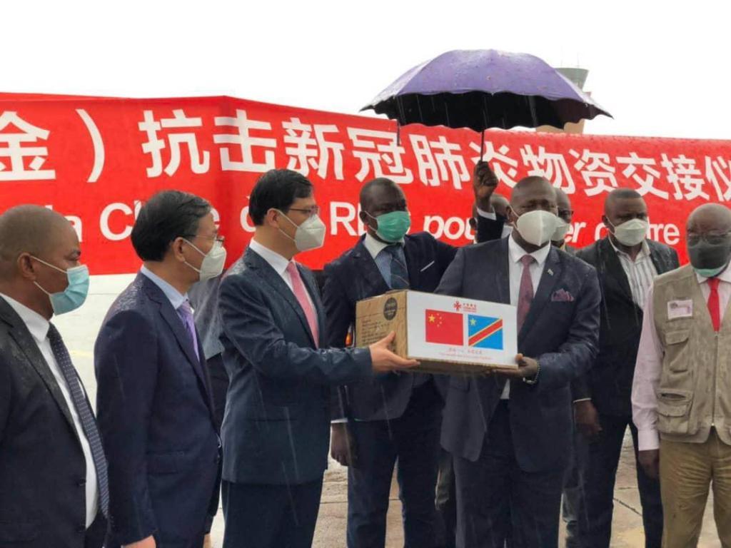 Les experts médicaux chinois en soutien au peuple congolais 3