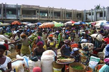 Déconfinement de Gombe sans le Grand marché 1