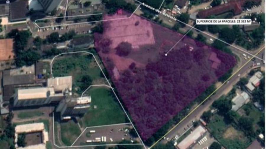Le parking du Grand Hôtel Kinshasa vendu à 18 millions de dollars 1