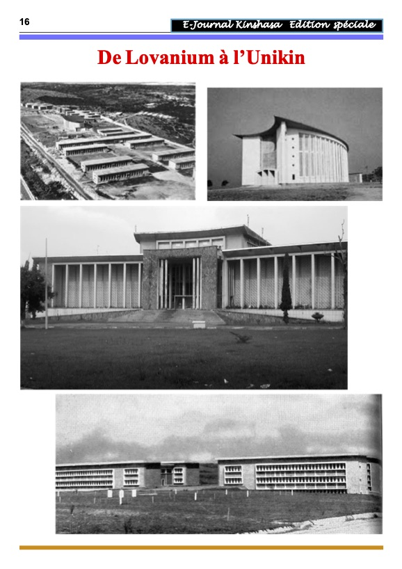 Léopoldville de 1923 à 1960 16