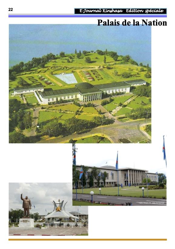 Kinshasa de 1960 à nos jours 7