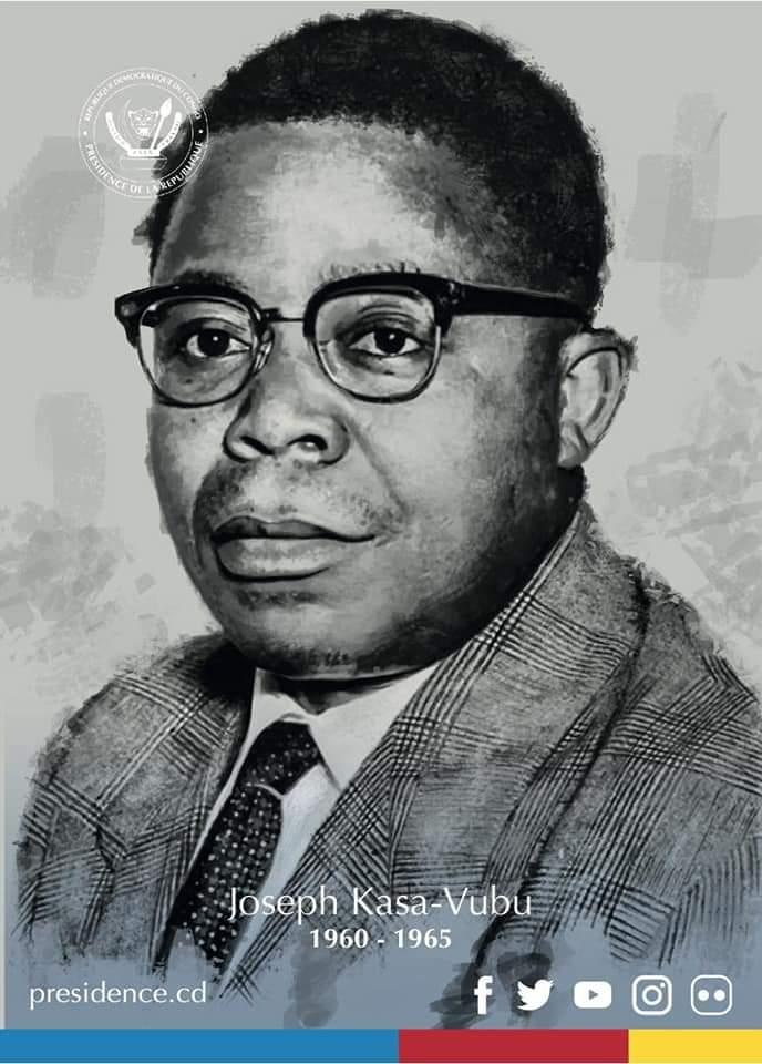 Remerciements de la famille Kasa-Vubu au chef de l'État 1