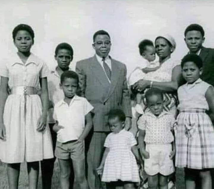 Remerciements de la famille Kasa-Vubu au chef de l'État 4