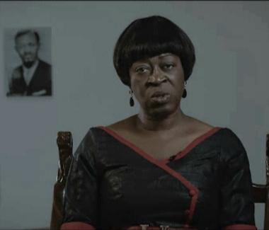 La fille de Lumumba réclame les « restes » de son père au Roi des Belges 1