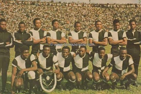 Le TP Mazembe, un des meilleurs palmarès des clubs africains 1