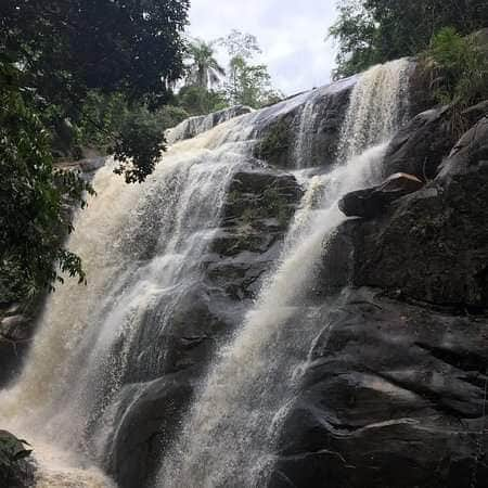 Les chutes de Zongo: un spectacle grandeur nature 2