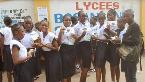 Zoom sur le lycée Bosangani, creuset de l'intelligentsia féminine congolaise 2