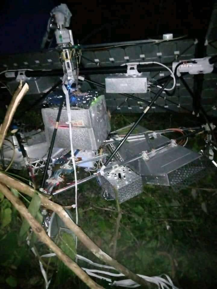 Espionnage Rwandais, satellite Russe? 3