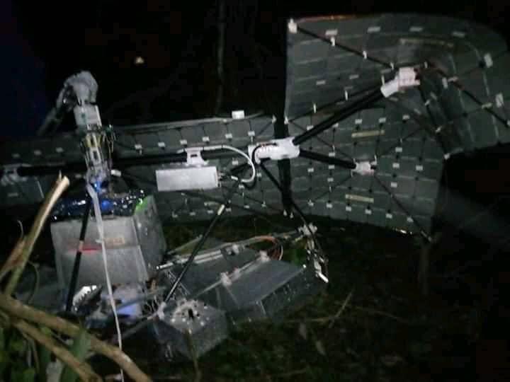 Espionnage Rwandais, satellite Russe? 2