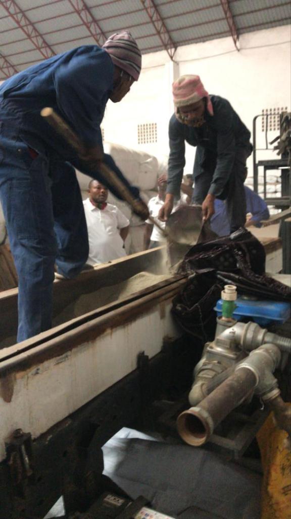 Goma : Des minerais interceptés à la grande barrière avec le Rwanda 1