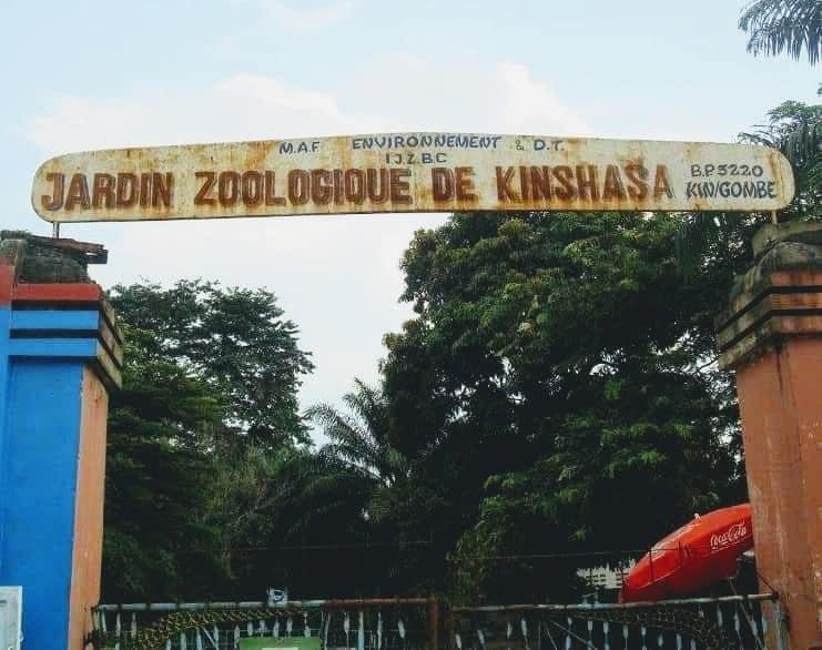 Le Jardin Zoologique de Kinshasa 1