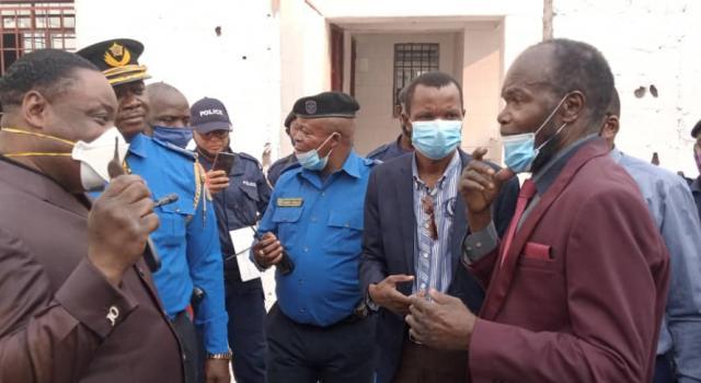 Ne Muanda Nsemi en homme libre met en garde tous les détracteurs de Tshisekedi 1