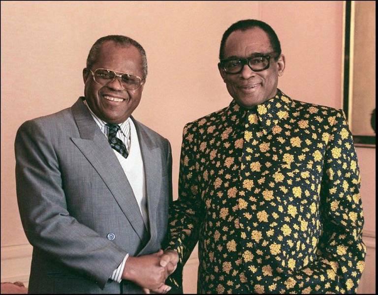 Devoir de mémoire : Mobutu Sese Seko Kuku Ngbendu Waza Banga 7