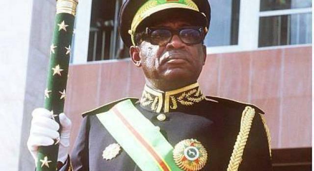 Devoir de mémoire : Mobutu Sese Seko Kuku Ngbendu Waza Banga 2