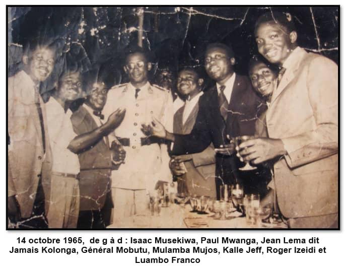 Mobutu au cœur d'événements sportifs : les hauts faits majeurs 1