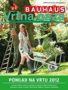 Bauhaus Katalog Pomlad Na Vrtu