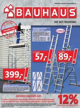 Bauhaus Katalog Mese Na Akcijska Ponudba