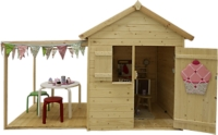 maisonnette en bois epicerie maison