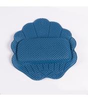 tapis de bain antiderapant avec coussin